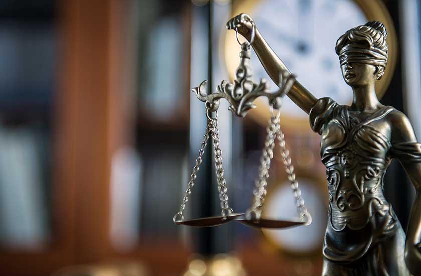 Symbol of Law & Justice