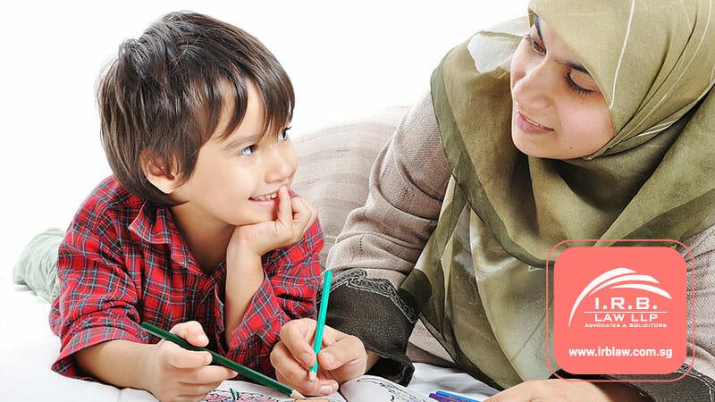 Child Custody In Syariah Court Divorce Proceedings