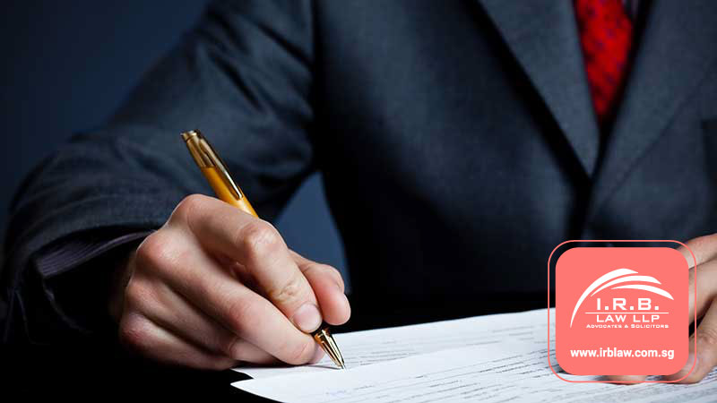 Formation of a legally binding and enforceable contract