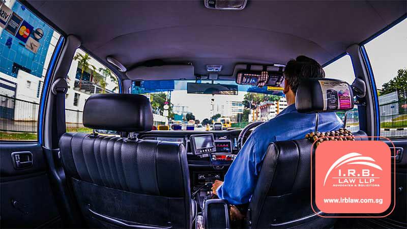 Assaulting a taxi driver